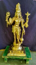 Lord Hariharan 24 Inches Panchaloham