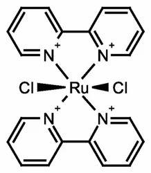 Bis(2 2''-Bipyridine) Dichlororuthenium