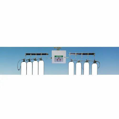 Hospital Gas Manifold System