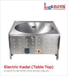 Electric SS Frying Kadai