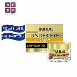 OEM or Private Label Under Eye Cream