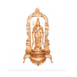 41 inches Crafted Bronze Channakeshwara Statue