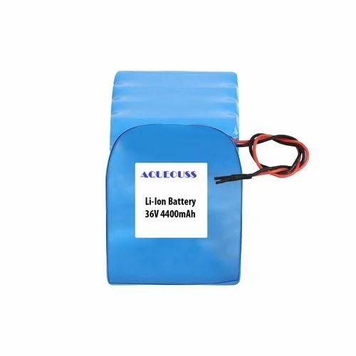 4400mAh 36V Li Ion Battery