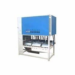 Triple Die Paper Plate Machine