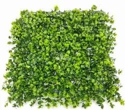 Green Artificial Grass Wall
