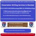 Dissertation Writing Services in Mumbai