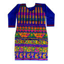 Indian kutch embroidered Kurti - Top - Fancy Embroidered Kurti