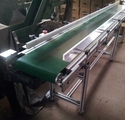 Aluminium Section Belt Conveyors