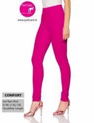 Paircare - Belt Type- Chudidhar Leggings - 4 Way Stretchable - Lycra Cotton