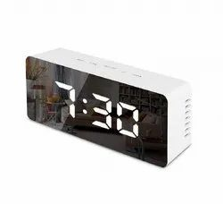 Mirror Finish Digital Clock