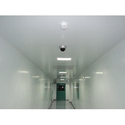 Galvanized Iron 6 Feet Laboratory Modular Clean Room