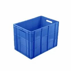 64485 CL Plastic Crate