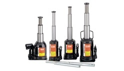 Telescoping Hydraulic Jack, Capacity: 41-100 Ton