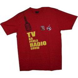 Customised Printed Men Fancy T Shirt
