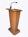 Wooden Podium - Eta