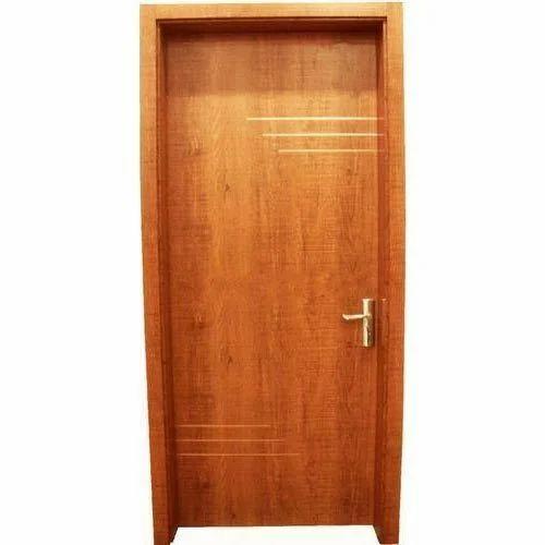 Ply Panel Doors : Ply doors plywood door quot sc st indiamart