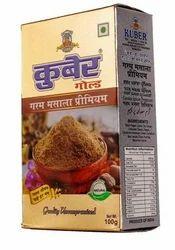 Garam Masala, Packaging: Plastic Bag