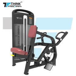 Seated Incline Row Gym Machine