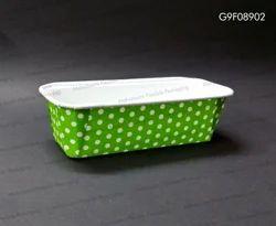 Mahalaxmi Flexible Packaging Paper Plum Cake Tray
