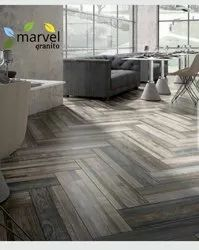 Marvel Ceramic Porcelain Tiles, Thickness: 5-10 Mm, Size: 60 * 60 In Cm