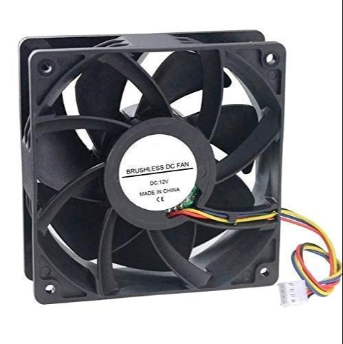 Dc Axial Computer Case Cooling Cabinet Fan 12v 5inch (120x120x25)mm