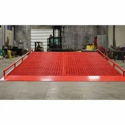 Industrial Loading Ramp