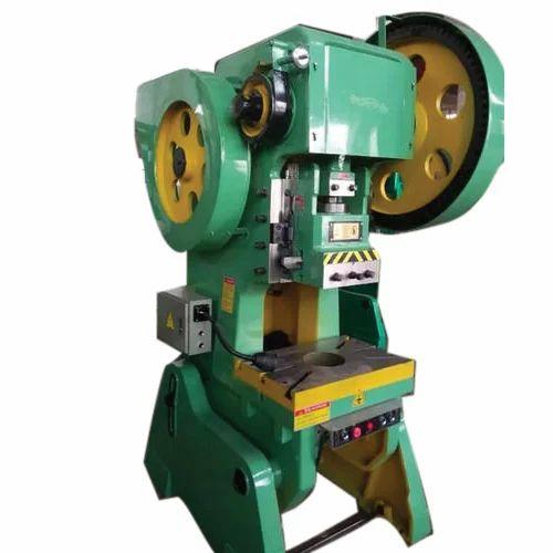 Metallic Punch Industry Myanmar: Sheet Metal Hole Punching Machine At Rs 1 /piece