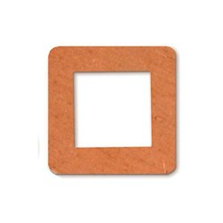 Copper Square Washer