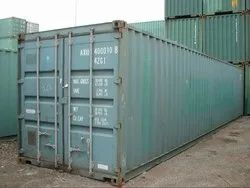 40HC stainless Used shipping container
