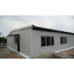 Terrace Panel Roofing Shed
