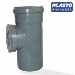 Plasto SWR Cleaning Pipe