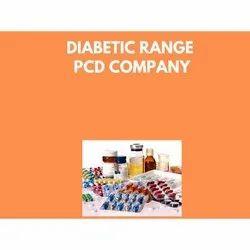 Allopathic Diabetic Range PCD Company, in Pan India
