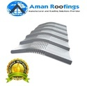 Metal Roof Ridge