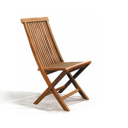 Sheesham Folding Wooden Chair