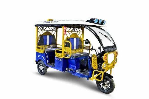 D D Auto >> E Rickshaw 1 Sultan
