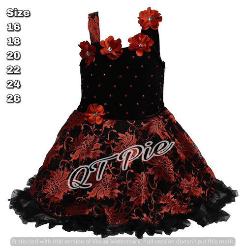 b940b9136099 QT Pie Baby Girls Frock   SS Lifestyle   Manufacturer in Whitefield ...