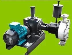Electric Automatic Hydraulic Diaphragm Pump