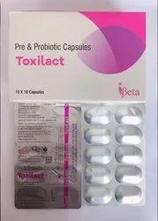 Pre & Probiotic With S.Boulardi