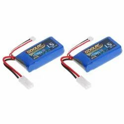 Li-ion Battery 7.4V(1000mah,1500mah,2000mah,2500mah)
