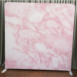 Polished Finish Pink Marble, Slab, Thickness: 15-20 mm