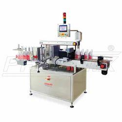 Flat Bottle Labeling Machine