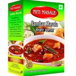 Niti 1 kg Sambar Masala, Packaging: Box