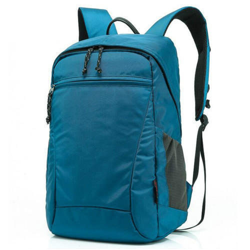 6fbbcd749514 Blue Waterproof School Backpack