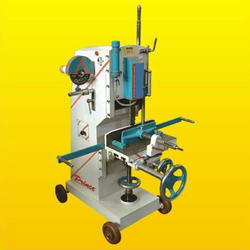 Fully Loaded Chain Mortising Machine