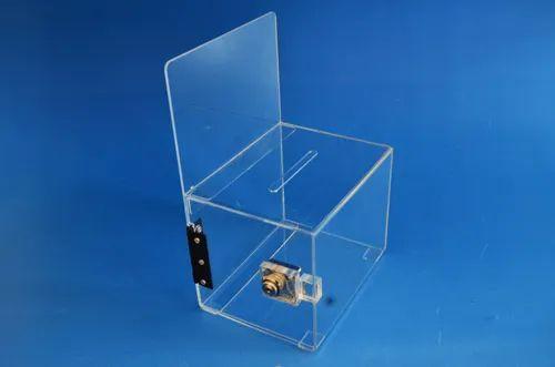 Acrylic Suggestion / Ballot Box