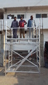 Aluminum Stairway Scaffolding Tower