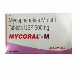 Mycophenolate Mofetil Tablets USP