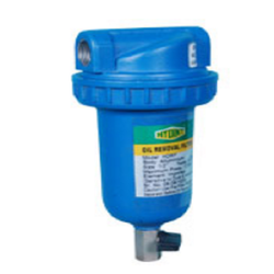 Reciprocating Compressor Oil Removal Filter, Capacity: 650 Cfm