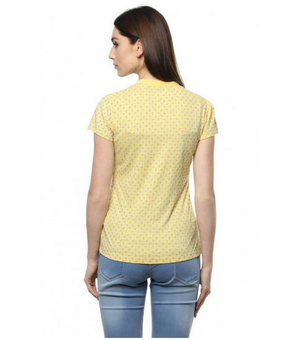 09e48ffd6 Crimsoune Club Lemon Printed T-Shirt at Rs 539 /piece | Girls ...