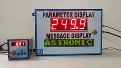 Process Parameter Display